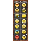 Emoji Feelings Smart Poly® Clip Chart