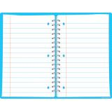 Spiral Notebook Page Smart Poly® Chart