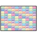 Smart Poly™ Double-Sided Learning Mat, Division