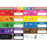 Smart Poly® PosterMat Pals™, Colors
