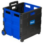 BAZIC® Rolling Cart, Blue