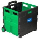 BAZIC® Rolling Cart, Green