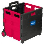 BAZIC® Rolling Cart, Red