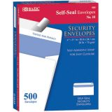 BAZIC® 10 Self-Seal Security Envelopes