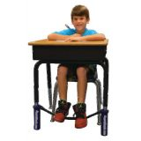 Bouncy Bands® for Standard Desks, Blue
