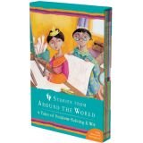 Stories from Around the World Global Chapter Book Boxed Set, 4 Tales of Problem-Solving & Wit