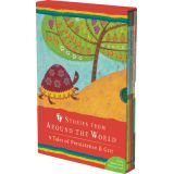 Stories from Around the World Global Chapter Book Boxed Set, 4 Tales of Persistence & Grit