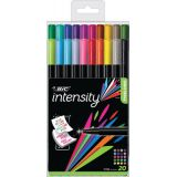 BIC® Intensity Fineliner Pens, Pack of 20