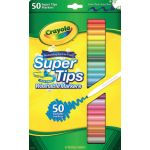 Crayola® Super Tips Washable Markers, 50 colors