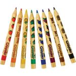 Crayola® Write Start® Colored Pencils, 8 colors