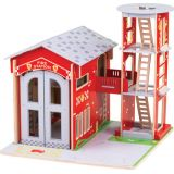 City Fire Station Playset
