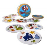 Spot it Jr.! Animals Games