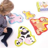 Hands at Play Farm Animals Puzzles
