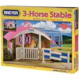 3-Horse Stable