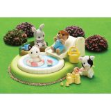 Calico Critters Baby Pool & Sandbox