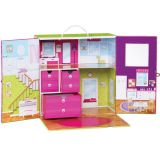 Calico Critters Carry & Play House