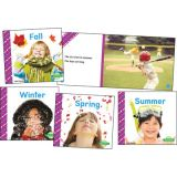 Seasons Book Set, Set of 4