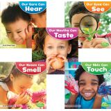 Our Amazing Senses, Set of 5 books