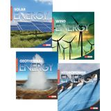 Energy Revolution, Set of 4 books
