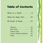 Plant Parts, Set of 6 books