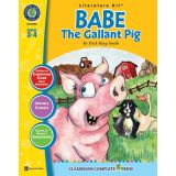 Babe: The Gallant Pig Literature Kit™, Grades 3-4