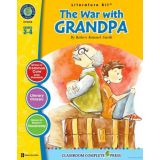 The War with Grandpa Literature Kit™, Grades 3-4