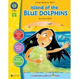 Island of the Blue Dolphins Literature Kit™, Grades 5-6
