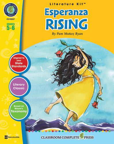 Esperanza Rising Literature Kit™, Grades 5-6
