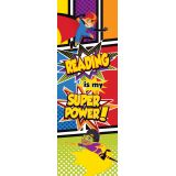 Super Power! Bookmarks