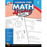 Common Core Math 4 Today, Grade 1