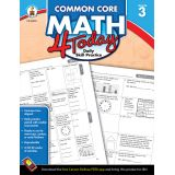 Common Core Math 4 Today, Grade 3