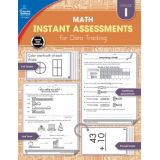 Instant Assessments for Data Tracking: Math, Grade 1