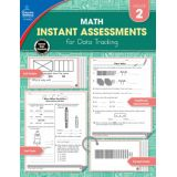 Instant Assessments for Data Tracking: Math, Grade 2