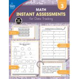 Instant Assessments for Data Tracking: Math, Grade 3
