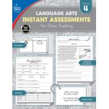 Instant Assessments for Data Tracking: Language Arts, Grade 4