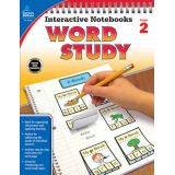 Interactive Notebooks: Word Study, Grade 2
