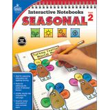 Seasonal Interactive Notebook, Grade 2