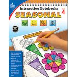 Seasonal Interactive Notebook, Grade 4