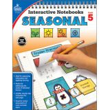 Seasonal Interactive Notebook, Grade 5