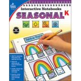 Seasonal Interactive Notebook, Grade K
