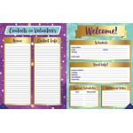 Galaxy Teacher Planner