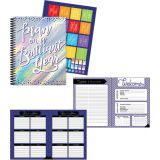 Sparkle + Shine Plan on a Brilliant Year Teacher Planner