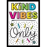 Kind Vibes Poster: Kind Vibes Only