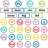 Schoolgirl Style™ Just Teach Word Wall Bulletin Board Set