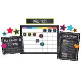 Schoolgirl Style™ Twinkle Twinkle You're a Star! Calendar Set