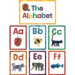 The World of Eric Carle™ Alphabet Bulletin Board Set