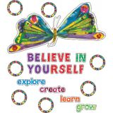 The Very Hungry Caterpillar™ Believe in Yourself Bulletin Board Set