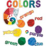 World of Eric Carle™ Colors Mini Bulletin Board Set, Grades PreK-2