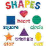 World of Eric Carle™ Shapes Mini Bulletin Board Set, Grades PreK-2
