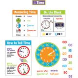 All About Time Bulletin Board Set